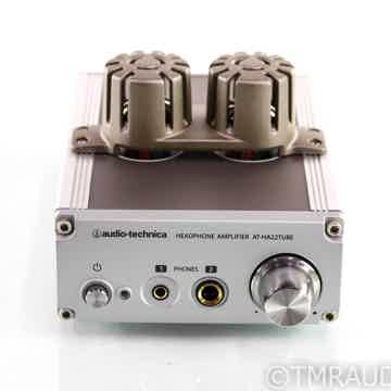 AT-HA22TUBE Tube Headphone Amplifier
