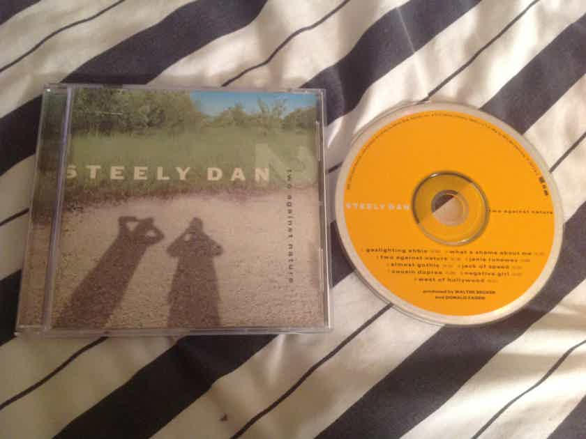 Steely Dan Two Against Nature Giant Records