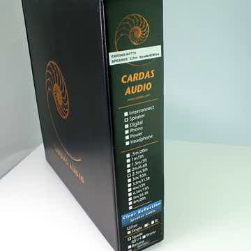 CARDAS Clear Reflection Speaker Cables