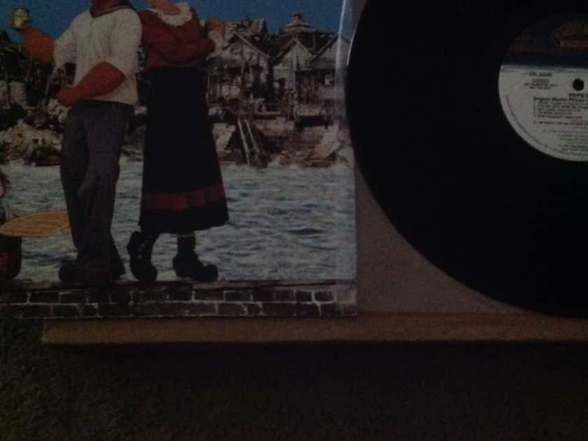 Soundtrack - Popeye Harry Nilsson Van Dyke Parks Promo LP Boardwalk Records