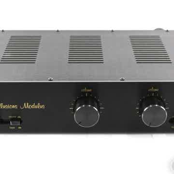 Modulus 2B Vintage Stereo Tube Preamplifier