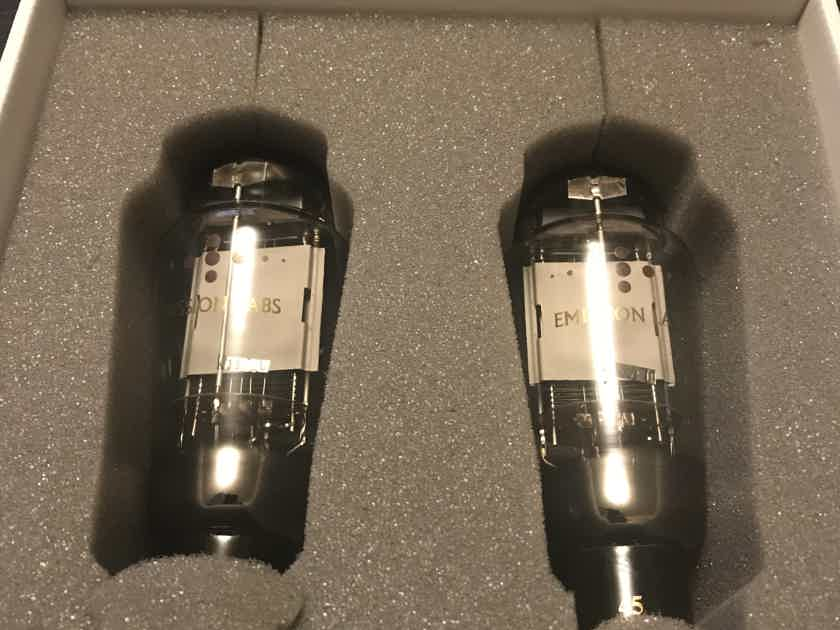 Emission Labs 45 Tubes Matched Pair