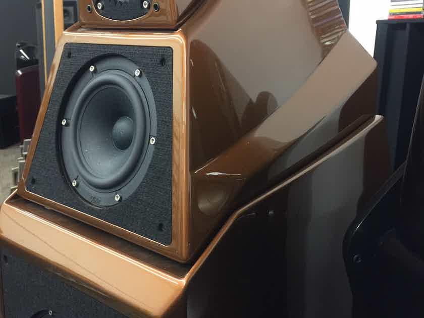 Wilson Audio Alexia & Mezzo near San Francisco...............