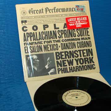 "COPLAND / Bernstein  - ""Appalachian Spring Suite"" -  CB..."