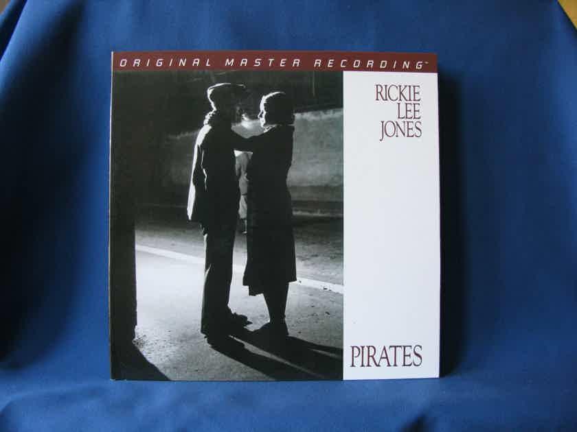 Rickie Lee Jones - Pirates - Mobile Fidelity