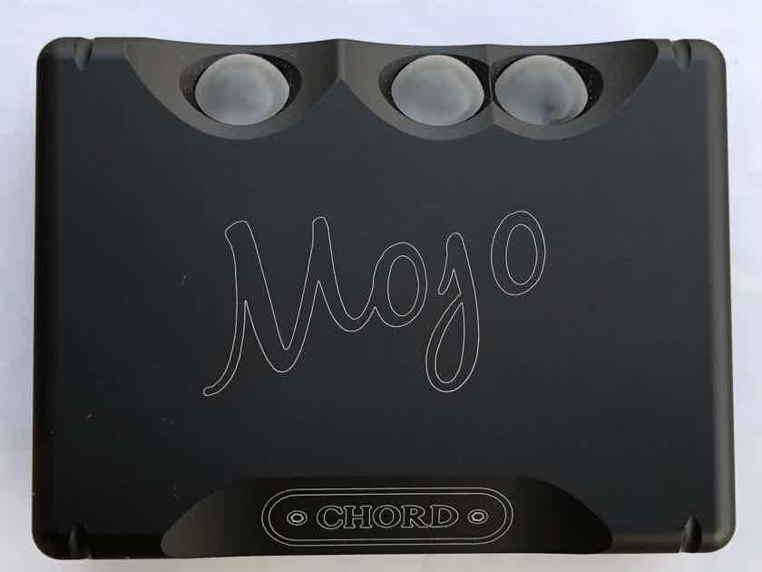 Chord Electronics Ltd. Mojo
