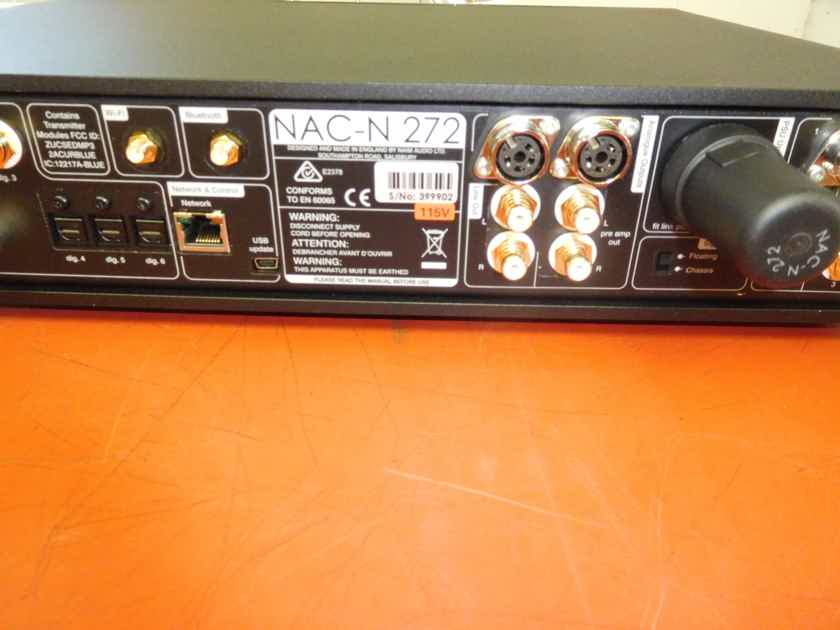 Naim Audio NAC N272 Streamer-DAC-Tuner-Preamp
