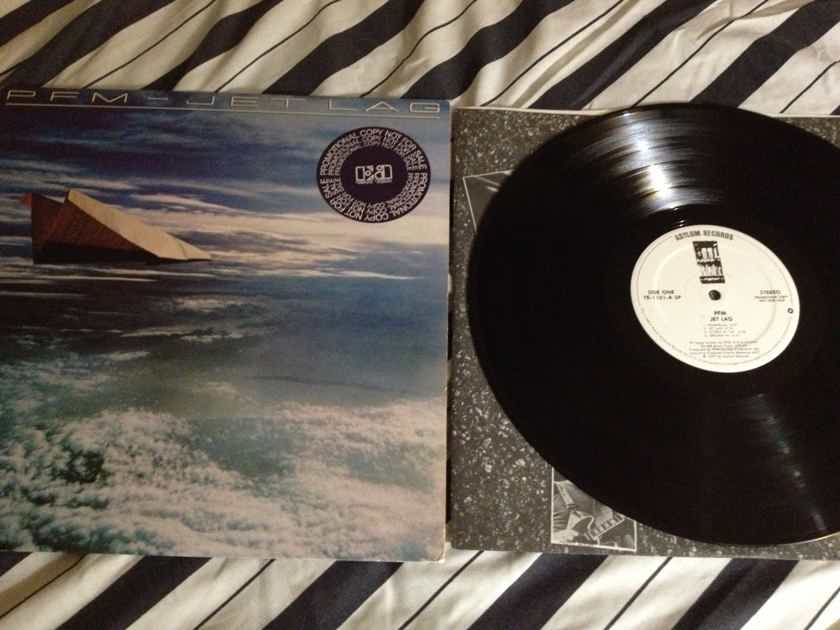 PFM - Jet Lag White Label Promo LP NM
