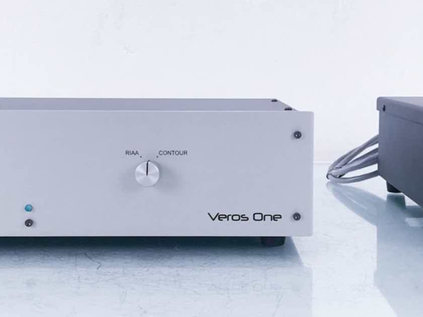 LKV Research Veros One MM / MC Phono Preamplifier  (14107)