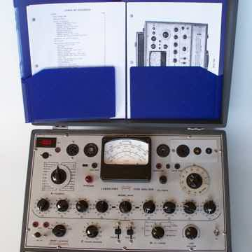 Triplett 3444 tester rebuilt/calibrated