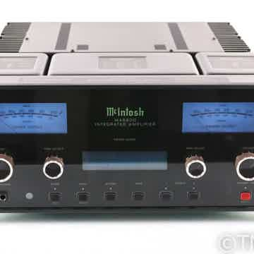 McIntosh MA6600 Stereo Integrated Amplifier