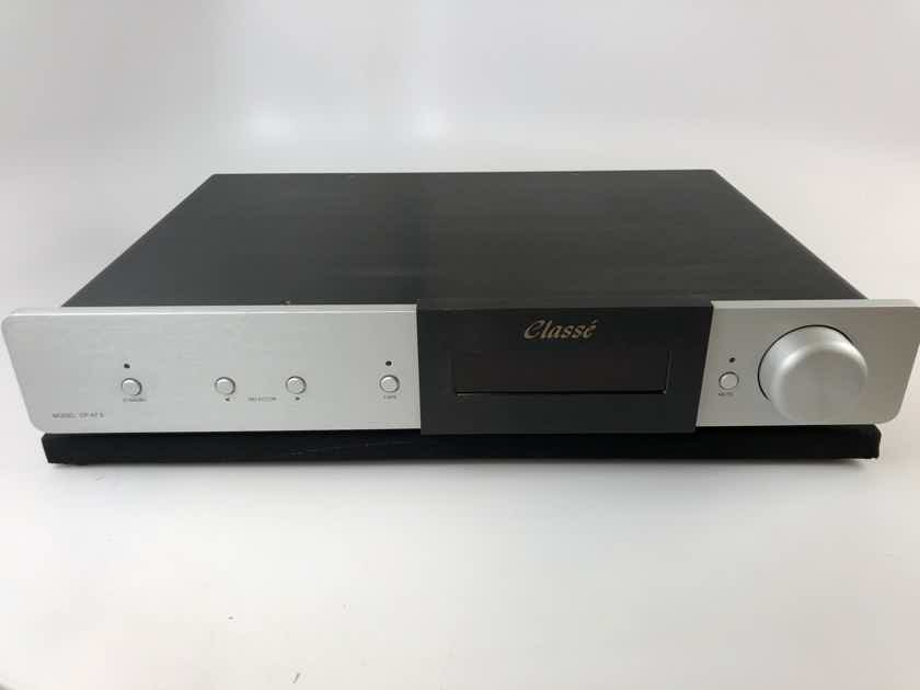 Classe CP-47.5 Solid State Analog Preamp with Remote