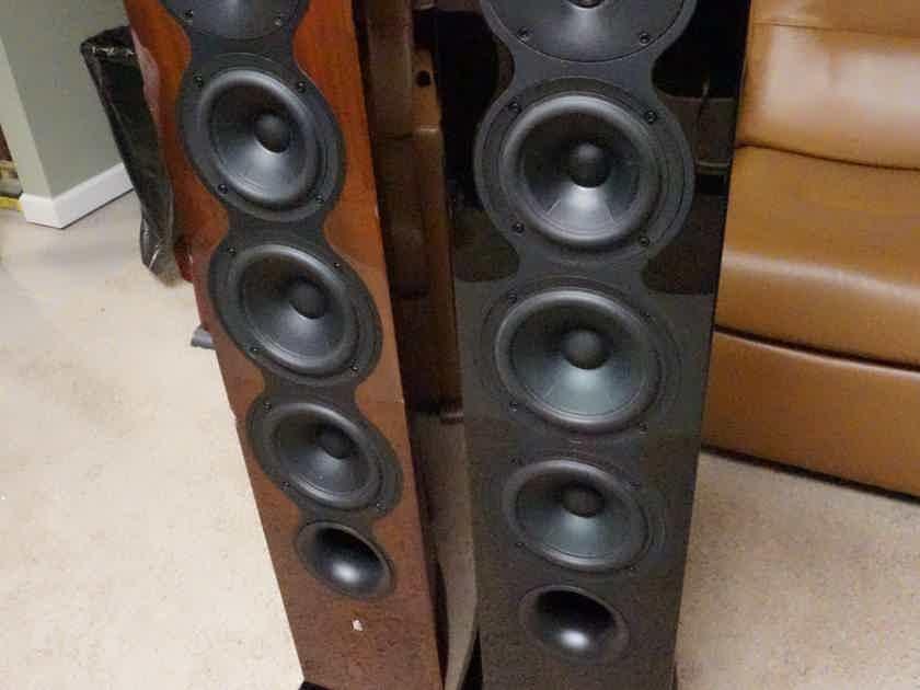 Revel Performa3 F206 Single speaker gloss black