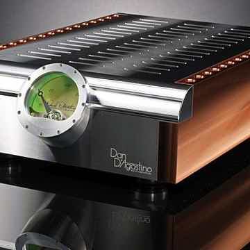 Dan D'Agostino Master Audio Systems M300 upgraded to M400