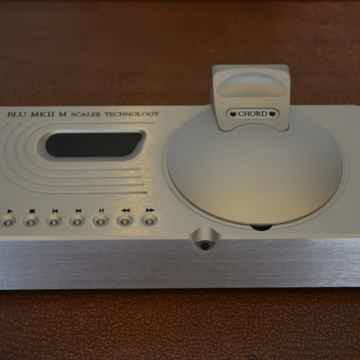 Chord Electronics Ltd. CD BLU MK II