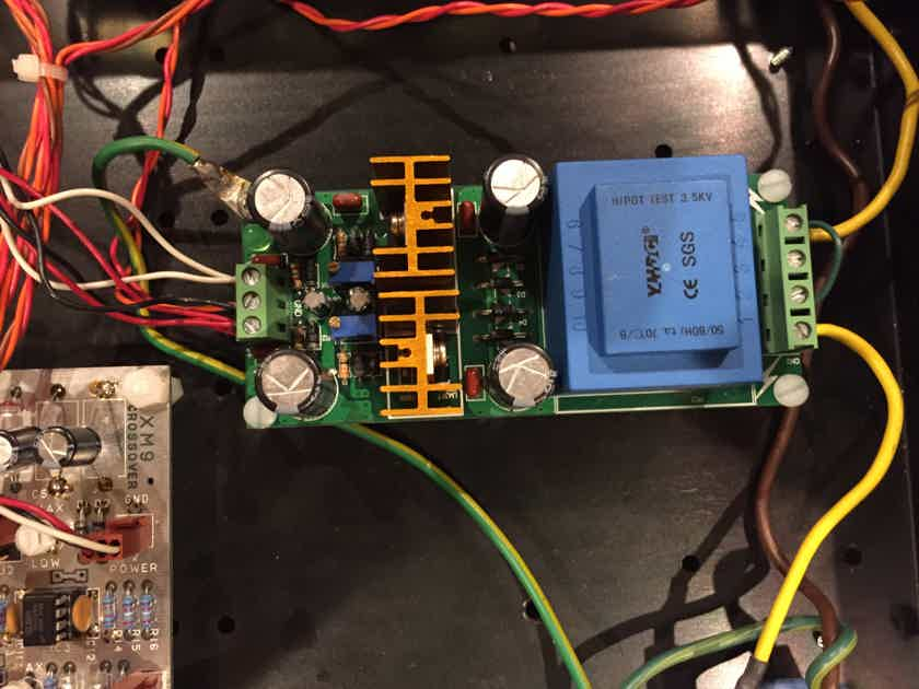 Marchand Electronics XM9 Electronic Crossover w/ Updates