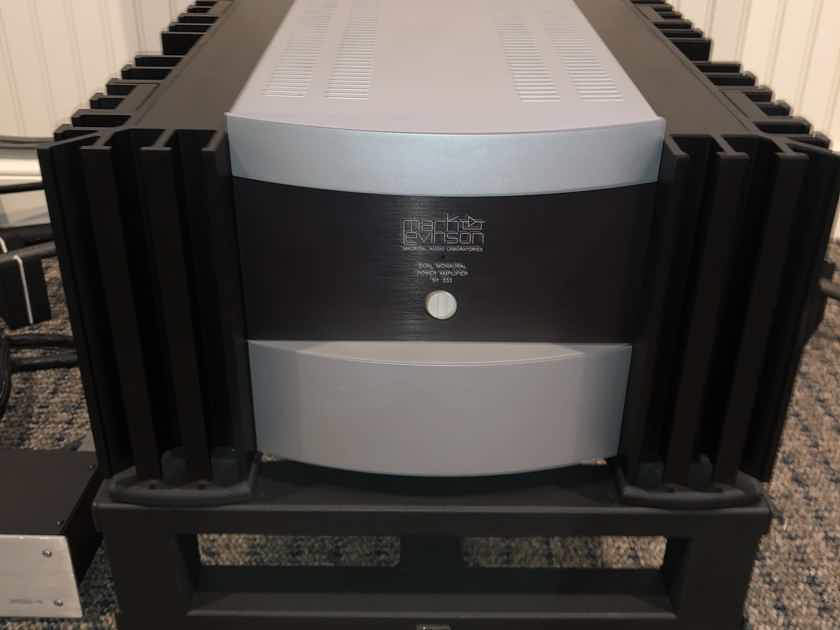 Mark Levinson No 333 with Sound Anchor Stand