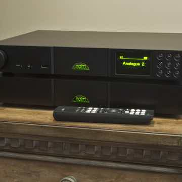 NAP 155XS Power Amp