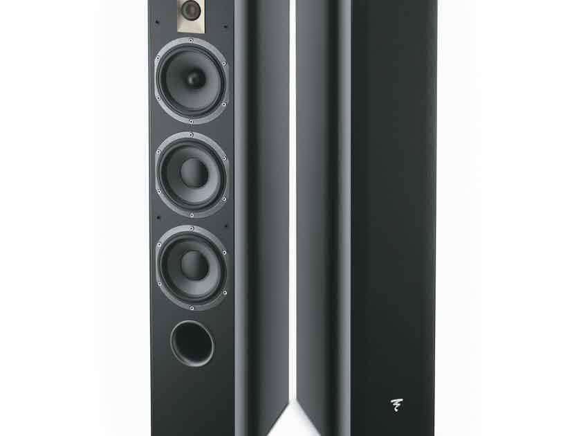 Focal  Chorus 726 Floorstanding Speakers:  Refurbished; Full Warranty; 40% Off