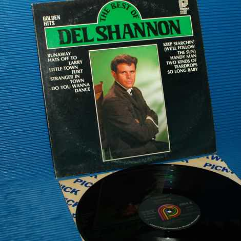 "DEL SHANNON   ""Golden Hits"" -"
