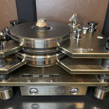 "Kronos Pro Limited Edition Turntable w/ SCPS-1 & 12"" Bl..."