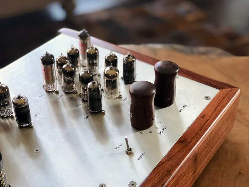 Emotive Audio Sira  custom tube preamplifier