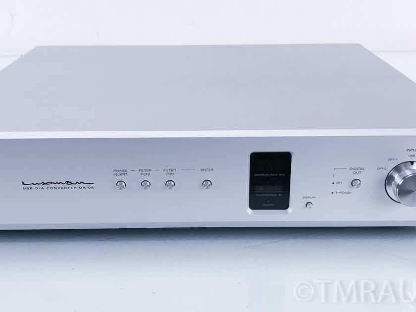 Luxman DA-06 DAC D/A Converter; DSD (3787)