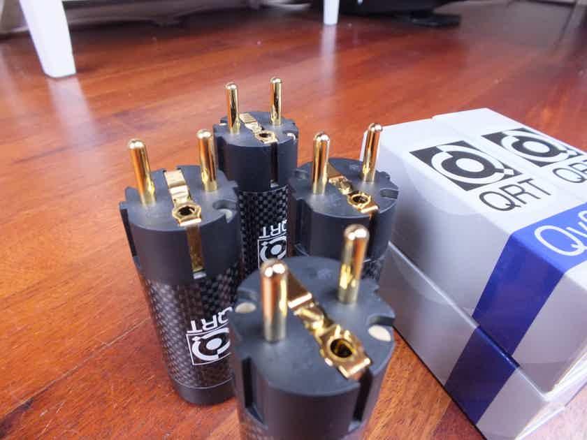 QRT Quantum QV2 AC Power Line Harmonizers (Nordost) 4 available