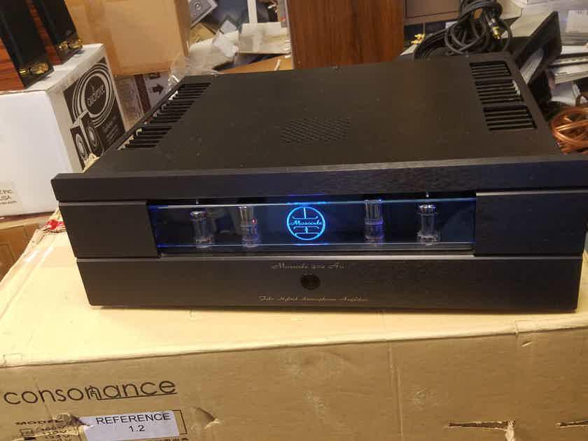 Moscode, Inc. 402AU AMAZING HYBRID POWER AMP