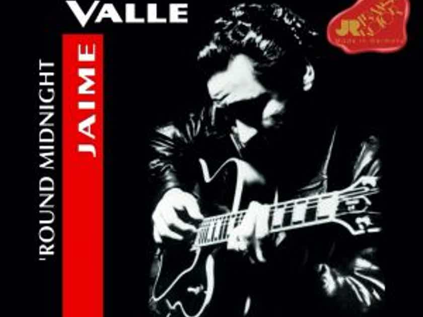 Jaime Valle - 'Round Midnight Import High Quality Reference Recording Out of Print