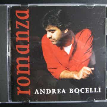 Andrea Bocelli Romanza