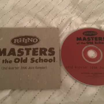 Various Rhino Sampler Mastered By Nimbus  Masters Of Th...