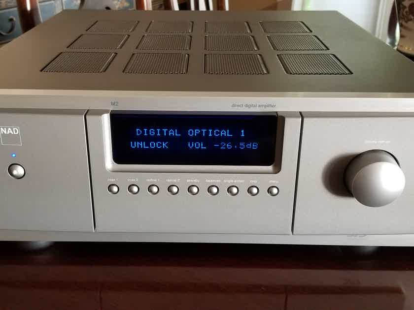 NAD M-2 Direct Digital Integrated Amplifier
