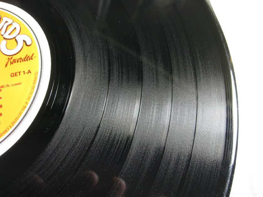 Various Stiff Records Artists Compilation - Live Stiffs Live  - 1978 Stiff Records GET-1