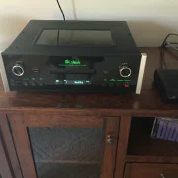 McIntosh MCD-600 SACD/CD Player/DAC/Digital Preamp