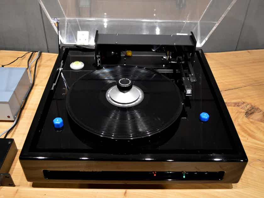 Goldmund Studio Direct Drive, T3 Radial Arm Turntable - Complete