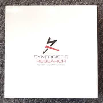 Synergistic Research Atmosphere X Euphoria (Level3) with Neutrik End