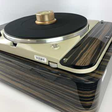 Thorens TD-124 Custom Turntable with SME3009 Improved T...