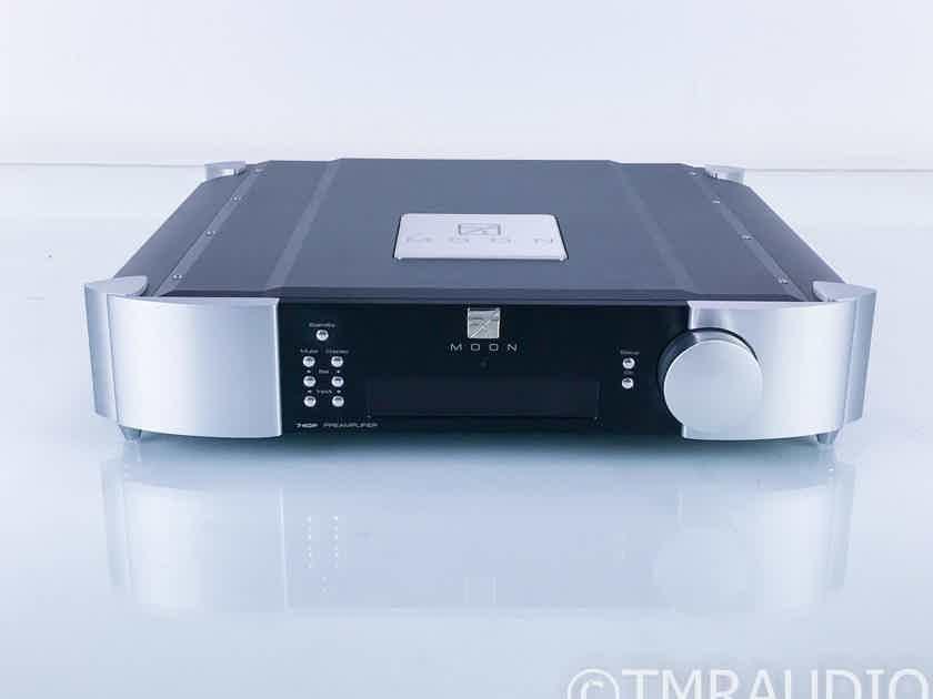 Simaudio Moon 740P Stereo Preamplifier (17440)