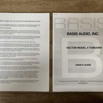 Basis Audio Vector 4
