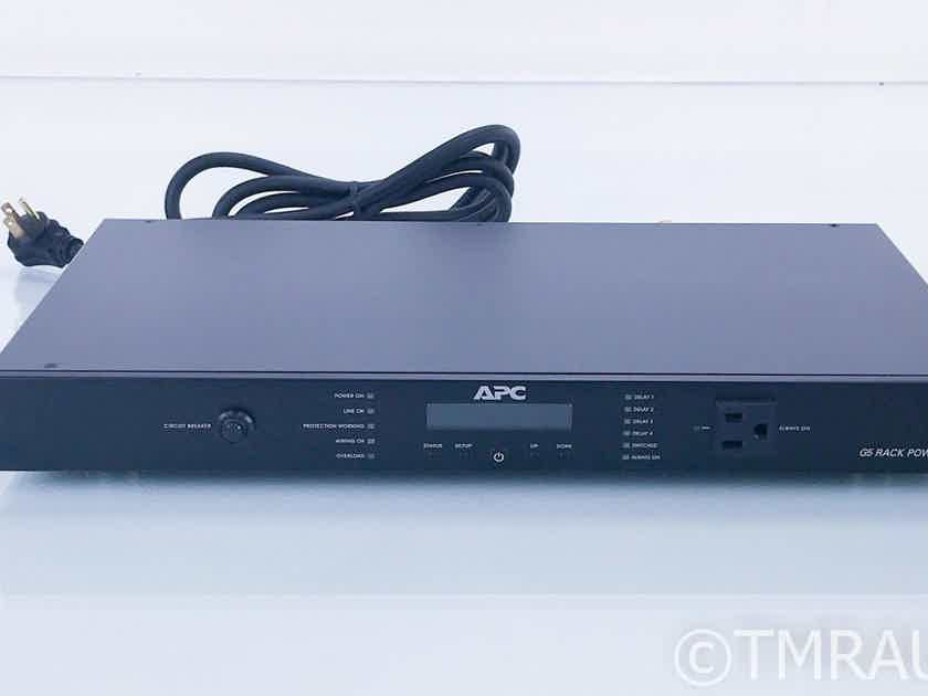 APC G5 Power Conditioner; Rack-Mount; 9-Outlet (17352)