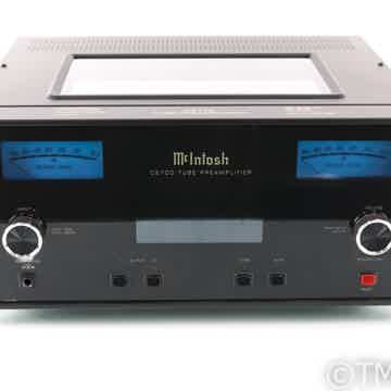 McIntosh C2700 Stereo Tube Preamplifier