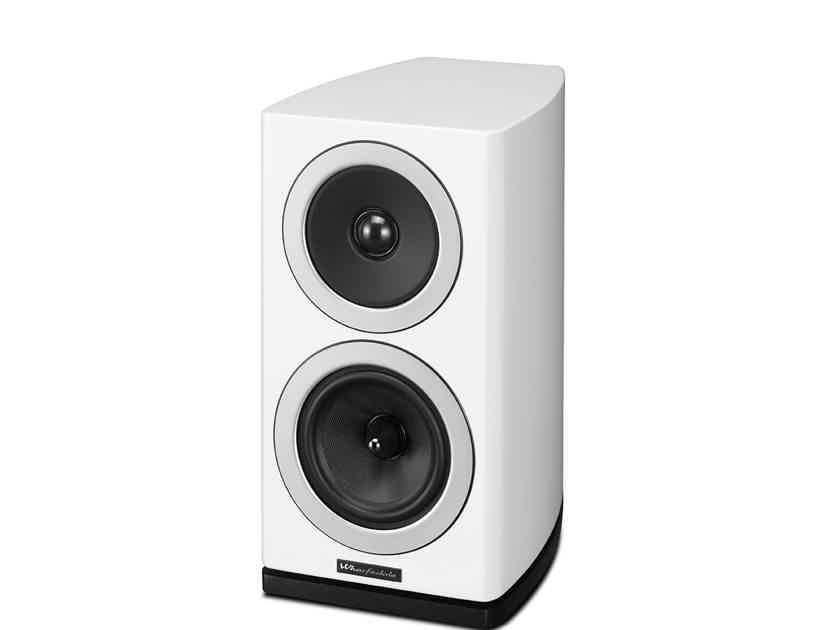 Wharfedale Reva-1 Bookshelf Loudspeakers Brand New-In-Box; 5 Yr. Warranty; 60% Off; Free Shipping