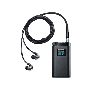 REFERENCE ELECTROSTATIC EARPHONES