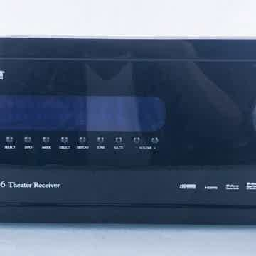 Concert AVR-6 7.1 Channel Home Theater Receiver