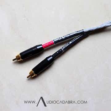 Audiocadabra Xtrimus4™ Prime Solid-Silver SuperQuiet™ R...
