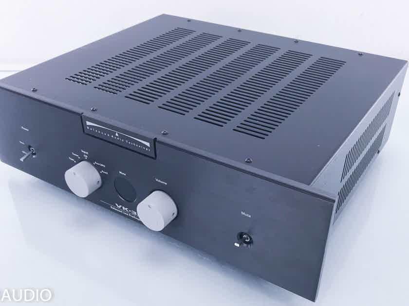 BAT VK-3i Stereo Tube Preamplifier(11103)