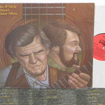 """Doc& Merle Watson's Guitar Album Flying Fish"