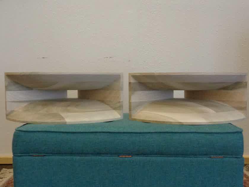Solid Wood Horns Hyperbolic 290 Hz