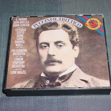 Puccini Il Trittico Suor Angelica 3 cd set